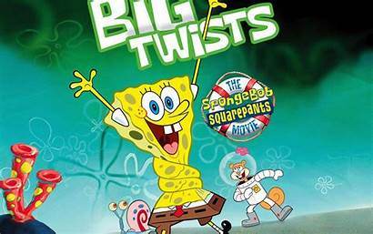Spongebob Squarepants Movies