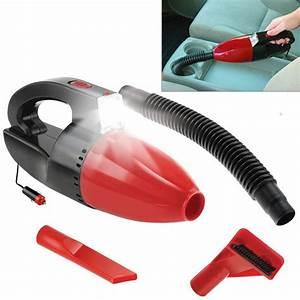 Aspirateur Allume Cigare : aspirateur portable sans sac pour voiture 12v allume cigare ~ Carolinahurricanesstore.com Idées de Décoration