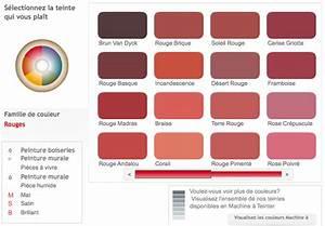 davausnet couleur peinture rouge avec des idees With nice nuancier couleur taupe peinture 5 davaus nuancier peinture couleur avec des idees