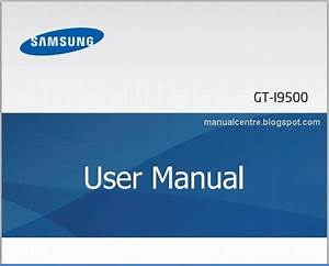 Samsung Galaxy S4 Manual