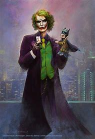 Batman vs Joker deviantART