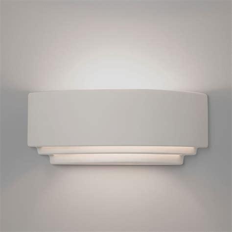 astro amalfi 380 ceramic wall light at uk electrical supplies