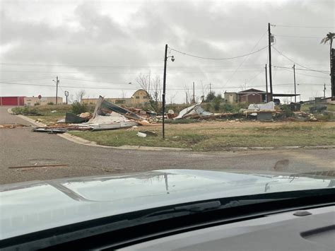 Significant storm damage reported in Zapata, minimal in ...