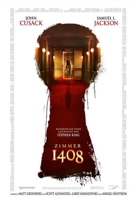 la chambre 1408 chambre 1408 2007 allociné