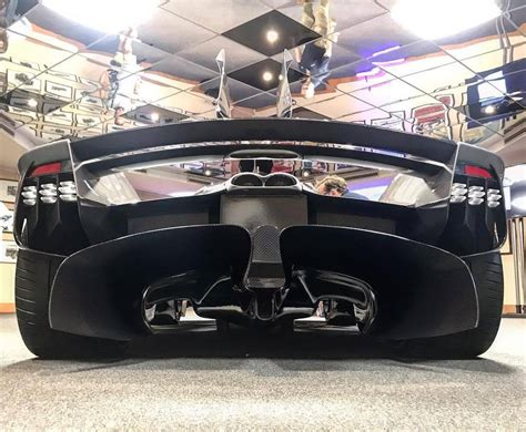 Aston Martin Valkyrie Will Have Better Than 11 Power