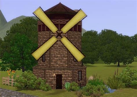 windmill ceiling my sims 3 windmill home ye olde kingdom