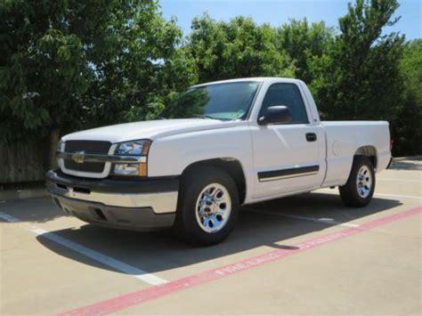 find    miles short wheel base swb regular cab  vortec   fort worth texas