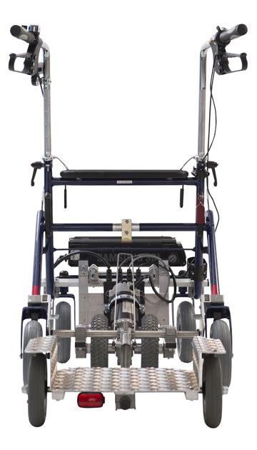 rollator mit motor hb antriebstechnik elektro rollator mit elektroantrieb