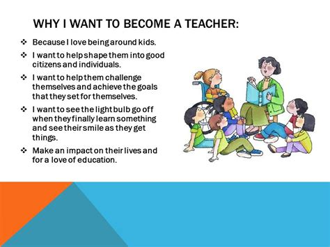 Become Essay I Want Why my educational philosophy ppt