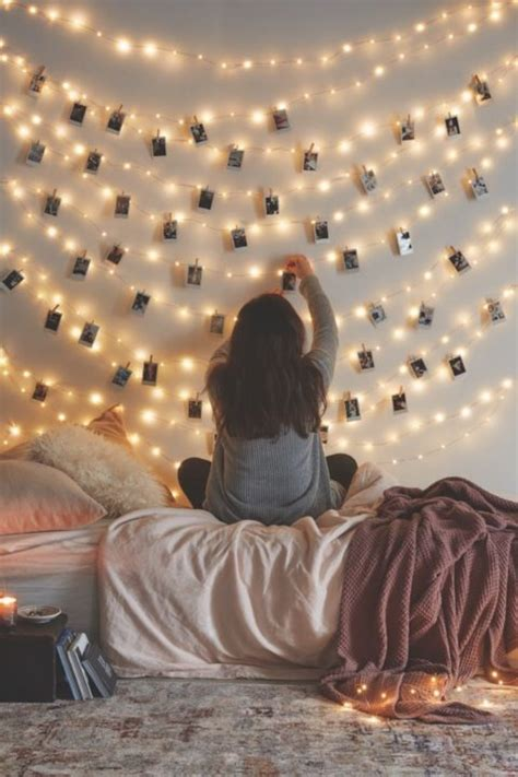 lights to hang in your room 23 stunning diy decoration to do with string lights