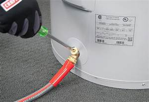 How To Replace A Water Heater Temperature And Pressure  T