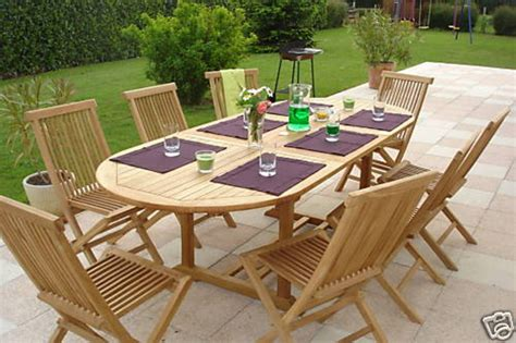 pickering teak garden furniture set hunters of