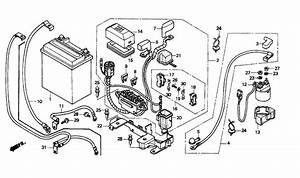 Honda 400 Atv Wiring Diagram
