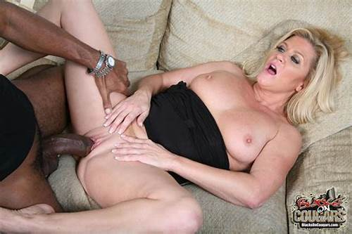 Lynn Fed With Prick And Getting #Mature #Interracial #Porn