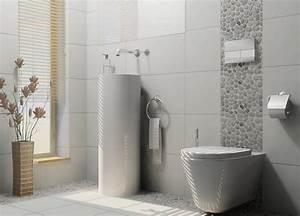 Badezimmer Fliesen Grau Weiß : badezimmer fliesen hellgrau badezimmer incoming search ~ Watch28wear.com Haus und Dekorationen