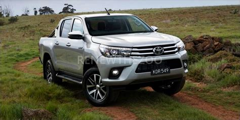 toyota hilux diesel redesign specs release date