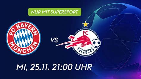 Bayern gegen Salzburg ab 21 Uhr nur bei Sky: So sind Fans ...