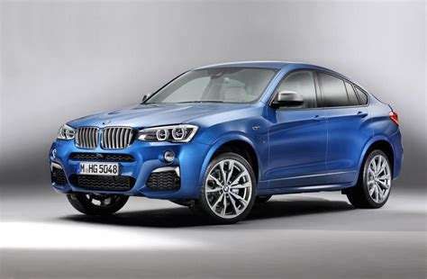 Bmw M Performance Working On X4 'm40i'  Update Confirmed