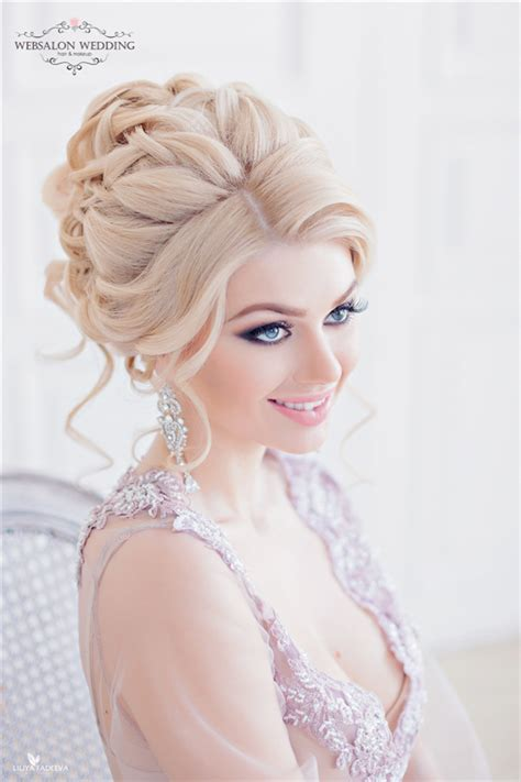 Hairstyles For Weddings by 25 Incredibly Eye Catching Hairstyles For Wedding