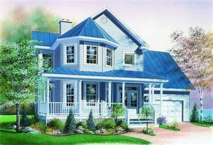 Country Ceiling Designs Country Victorian House Plans Home Design Dd 4801 3532