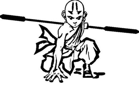 Avatar Coloring Pages - Eskayalitim