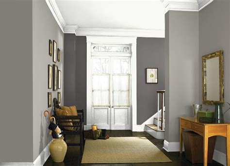 this is the project i created behr i used these colors fashion gray ppu18