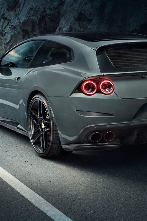 Gtc4lusso Photo by Novitec S Gtc4lusso T Has Carbon Extras And 709bhp