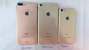 Apple Will Reportedly Launch 3 IPhone 7 Models This Year