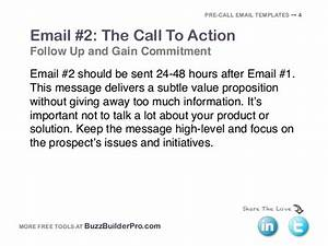 cold emailing templates for prospecting With email cold call template