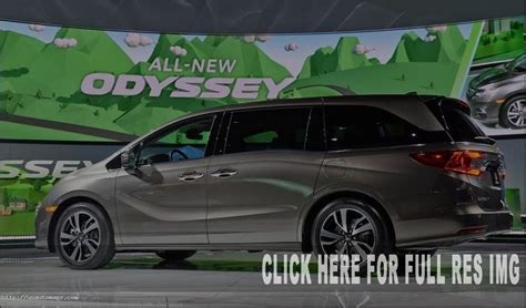 2019 Honda Odyssey Touring News, Prices, Pictures 2019