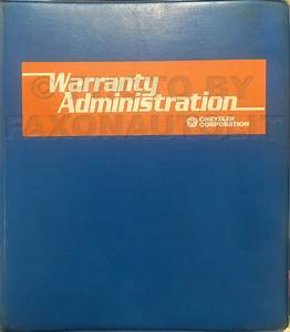 1995 Dodge Ram Van  U0026 Wagon Repair Shop Manual Original