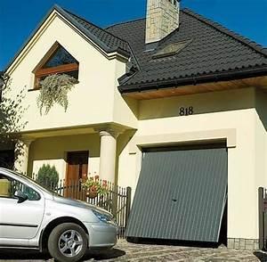 Porte De Garage Basculante Sur Mesure : gamme de porte de garage basculante sur mesure rochefort portes de garages et rideaux ~ Melissatoandfro.com Idées de Décoration