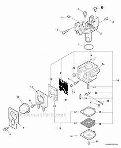 Echo Gt-225 Parts List And Diagram