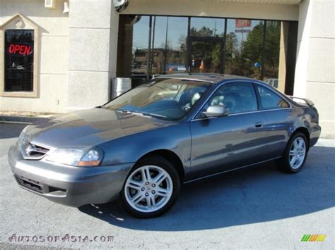 2003 acura cl 3 2 type s in anthracite gray metallic photo