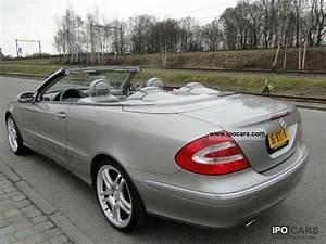 Mercedes Clk 320 Cabriolet : 2004 mercedes benz clk class cabriolet 320 elegance automaat car photo and specs ~ Melissatoandfro.com Idées de Décoration