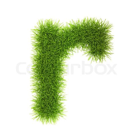 and numbers letter a made of grass stock grass style alphabet letters and numbers stock