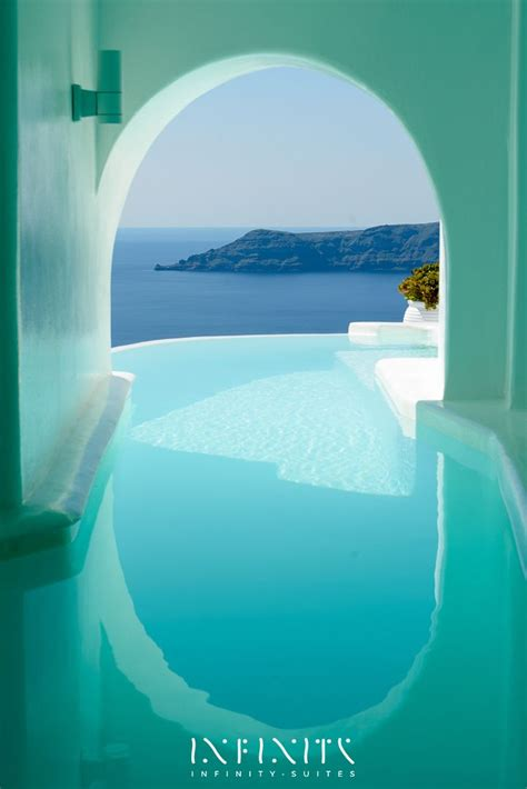 Honeymoon Pool Suite Dana Villas Santorini Hotel