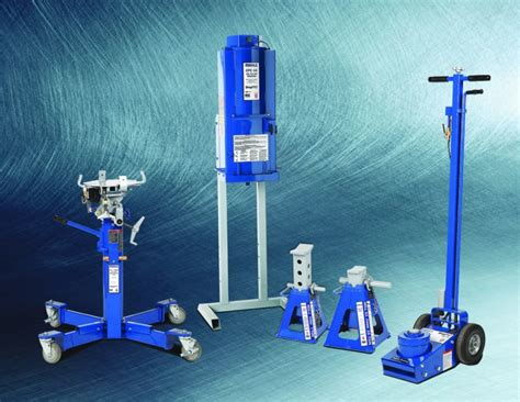 Mahle Introduces Jacks And Lifting Equipment For
