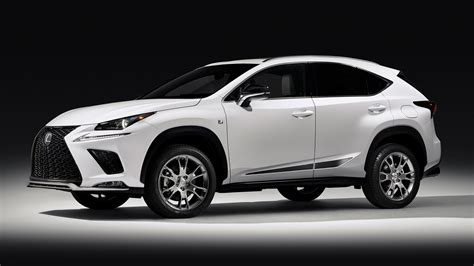 2019 Lexus Nx F Sport Black Line Also Available In White