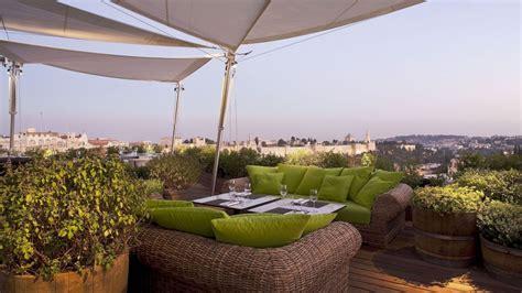 cuisine cr鑪e mamilla hotel rooftop restaurant