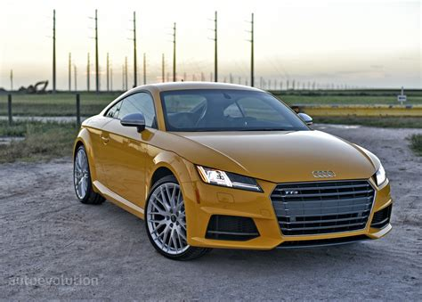 2016 Audi Tts Review Autoevolution
