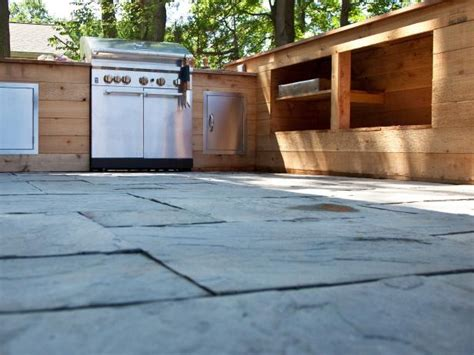 slate for backyard slate patios outdoor design landscaping ideas porches decks patios hgtv