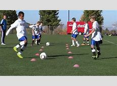 Soccer Training Passing Drills 1 YouTube