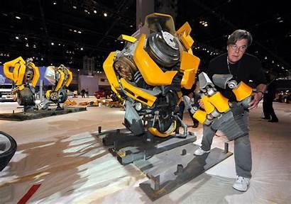 Bumblebee Camaro Autobots Autobot Transformers 2009 Wallpapers