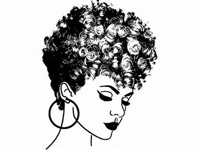 Afro Curly Hair Princess Nubian Queen