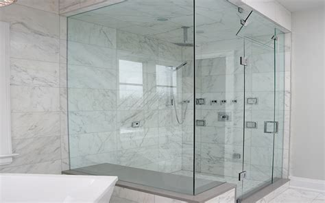bathroom finishing ideas replacement shower doors newtown square pa with steam