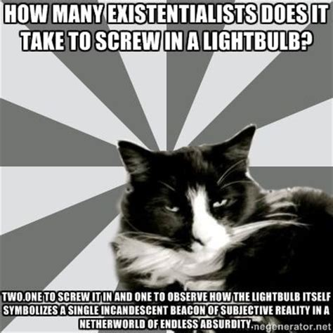 Existential Memes - 116 best images about existentialism on pinterest