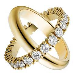 wedding rings real diamonds 15 exles of brilliant wedding rings mostbeautifulthings
