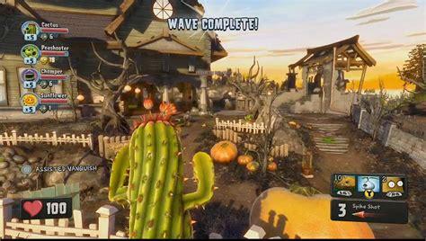 zombies warfare plants garden vs game pc screen speed screenshots