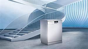 Lave Vaisselle Pose Libre Sous Plan De Travail : les lave vaisselle 60 cm pose libre siemens ~ Melissatoandfro.com Idées de Décoration